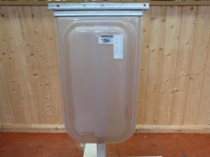 Caravan Motor Home Conversion Bathroom 345x600mm Window image 1