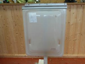 Caravan Motor Home Conversion Coachman Bathroom 430x530mm Window image 1