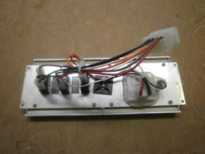 Caravan Motor Home plug in solutions Power Distribution / Control Unit image 1