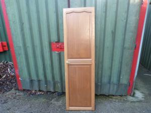 Caravan MotorHome Boat 500x1730mm Bathroom Door W/Key Door REF MIC image 1