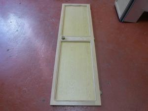 Caravan Motorhome Boat Conversion Internal Bathroom Door REF:CHAL2 image 1