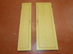 Caravan Motorhome Boat Conversion Internal Wardrobe Doors image 1