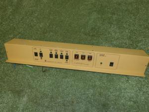 Caravan Motorhome Conversion Abbey Mactronics Control Distribution Panel image 1