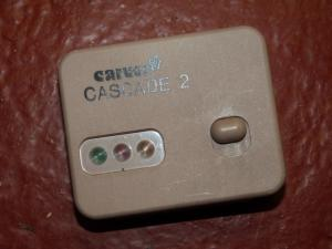Caravan Motorhome Conversion Carver Cascade Water Heater Control Switch image 1
