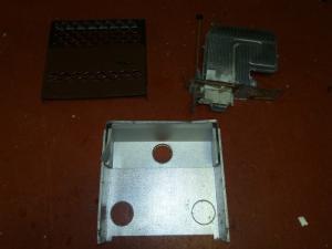Caravan Motorhome Conversion - Carver Trumatic SLP 3002 Heater / Fire SPARES image 1