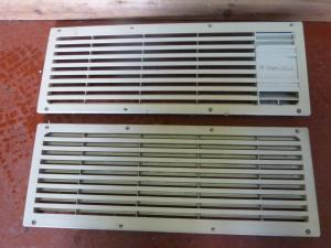 Caravan  Motorhome Conversion  External Electrolux Fridge Vents REF WEMWisp image 1