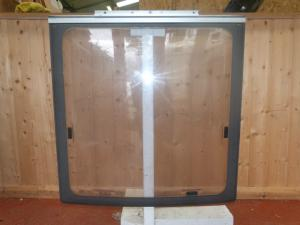 Caravan Motorhome Conversion Front Centre Window - 745mm x 755mm image 1