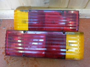 Caravan Motorhome Conversion Pair Of Clusters REF WEMDIP image 1