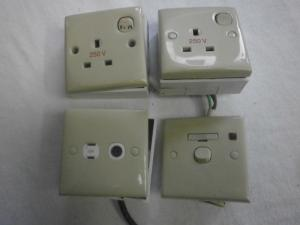 Caravan Motorhome Conversion set of Four clipsol Units image 1