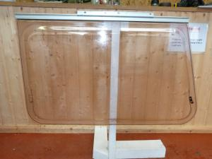 Caravan Motorhome Conversion Swift Offside Window 895mm x 620mm x 1040mm image 1