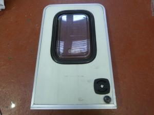 Caravan Motorhome Conversion Top Half Stable Door With Key REF SALON image 1