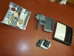 Caravan Motorhome Conversion - Truma Trumatic Ultraheat 230 V Space Heater image 1