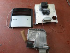 Caravan Motorhome Conversion Truma Trumatic Ultraheat Heater REF ARGENT image 1