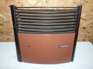 Caravan Motorhome Conversion Trumatic Ultraheat Fire Front Piece image 1