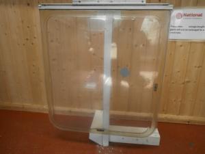 Caravan Motorhome Conversions Polyplastic Window- 73x79cm image 1