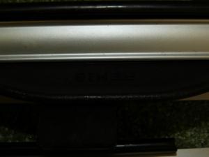 Caravan Motorhome Remis Concertina Style Door Fly Screen image 1