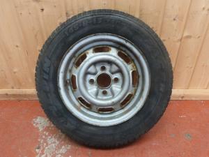Caravan Motorhome Trailer Steel Wheel 145 r13 REF CONWY image 1