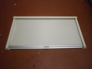 Caravan Motorhome Window Blackout Blind 108x64cm image 1