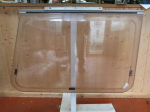 Caravan Nearside Polyplastic Window- 845mm x 620mm x 970mm image 1