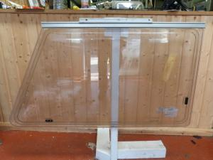 Caravan Nearside Polyplastic Window- 885mm x 630mm x 1155mm image 1