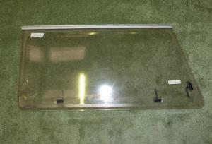 Caravan Offside Polyplastic Window- 1060mm x 590mm x 1230mm conversions image 1