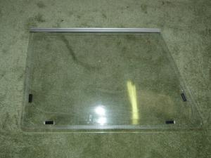 Caravan Offside Polyplastic Window- 820mm x 630mm x 1020mm image 1