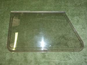 Caravan Offside Polyplastic Window- 860mm x 620mm x 1080mm image 1