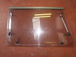 Caravan Offside Polyplastic Window- 925mm x 635mm x 1075mm image 1