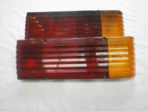 Caravan Pair  Rear Brake Light Clusters campervan motorhome conversion image 1