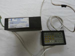 Caravan Plug In Systems IDM2 Alarm System motorhome conversion image 1