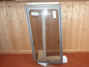 Caravan Polyplastic Front Offside Window - 460mm x 880mm x 780mm REF01 image 1