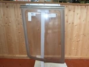 Caravan Polyplastic Front Offside Window - 510mm x 740mm x 620mm REF01 image 1