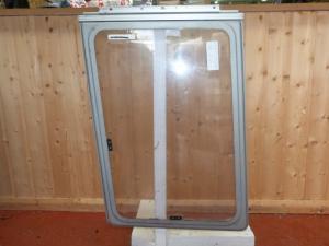 Caravan Polyplastic Front Offside Window - 540mm x 770mm REF01 image 1