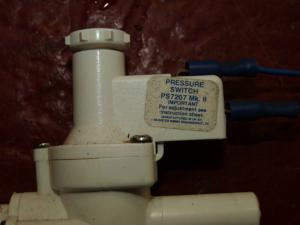 Caravan Pressure Switch PS7207 MKII motorhome boat conversion image 1