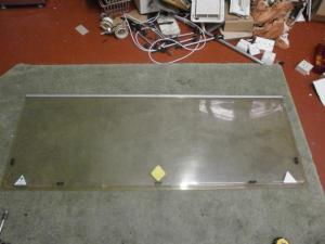 Caravan Rear Polyplastic Window- 173x63cm conversions image 1