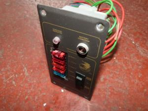 Caravan Swift Power Distribution / Control Unit conversion REF CONWY image 1