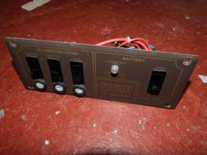 Caravan Symphony 2S3H Power Distribution / Control Unit image 1