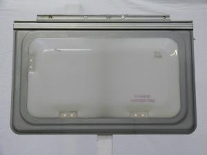 Caravan Used Bathroom Window 525mm x 330mm image 1