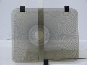 Caravan Used - Glass Hob Lid 510mm x 410mm image 1