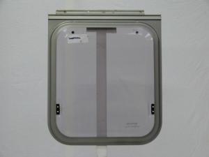 Caravan - (Used) Window 550mm x 500mm - Roxite 94 image 1