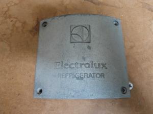 CaravanMotorhome Conversion Square Electrolux External Fridge Vent REF DELTA image 1