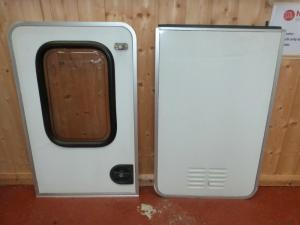 Coachman Amara Caravan Motorhome Stable Entry Door with window image 1