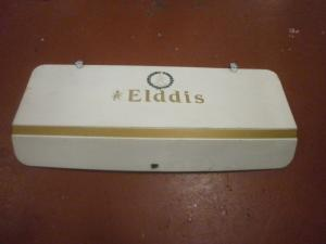 Elddis Caravan Front Gas Locker Door image 1