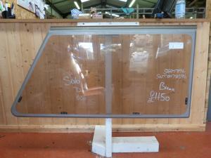Ellbee Nearside Caravan Window - 935mm x 610mm x 1250mm Motorhome REF01 image 1