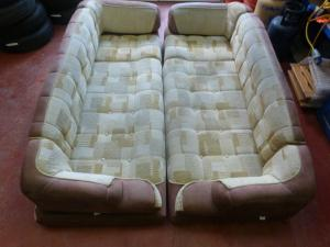 Fleetwood CaravanEight Piece Cushion Set  REF DONCFLE image 1