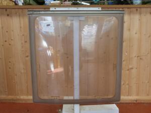 Front Centre Polyplastic Caravan Window - 745mm x 760mm Motorhome REF01 image 1