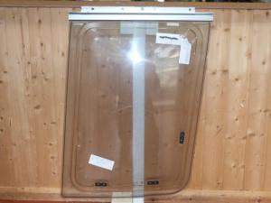 Front Nearside Polyplastic Caravan Window - 500mm x 690mm x 600mm REF01 image 1