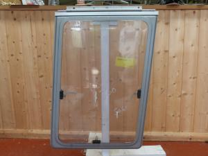 Front Nearside Polyplastic Caravan Window - 540mm x 770mm image 1