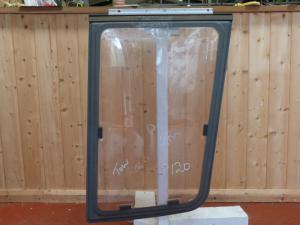 Front Nearside Polyplastic Caravan Window - 540mm x 820mm x 700mm image 1