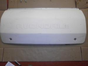 Gas locker Door for Caravan Motorhome Conversions 110x60cm image 1